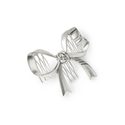 Juliet Bow Silver