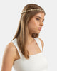 Pearl Goddess Headpiece Gold