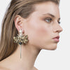 The Jester Earring - Gold