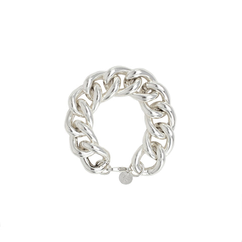 Connextion Bracelet Silver