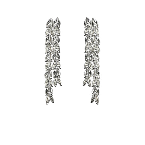 Soul Earrings Silver