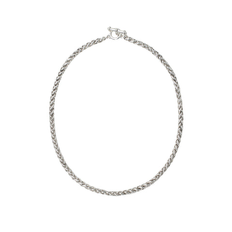 United Necklace Silver