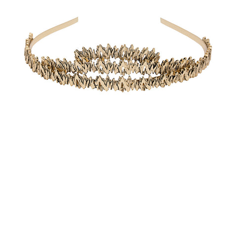 The Princess Rebels Headpiece - Gold