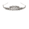 The Princess Rebels Headpiece -Silver