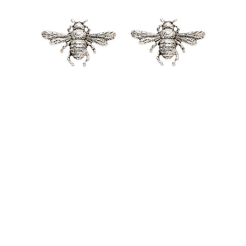 The Royal Whisperer Studs - Silver