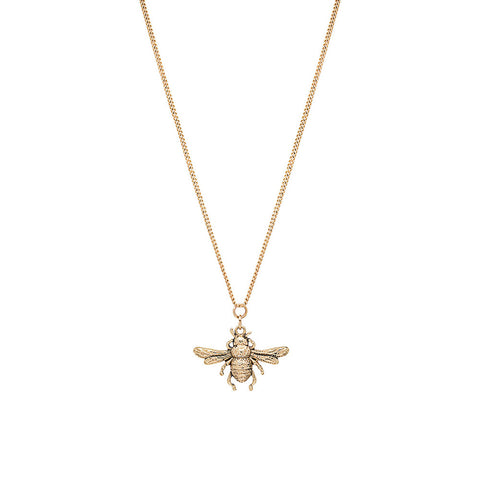 The Royal Whisperer Necklace - Gold