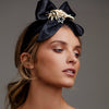 Wild Grandeur Headband - Black/Gold