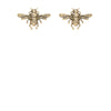 The Royal Whisperer Studs - Gold