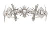 The Queen Bee Headpiece -Silver