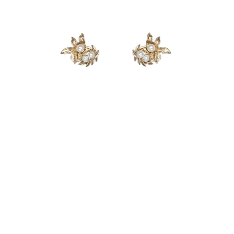 Island Luxe Stud Gold