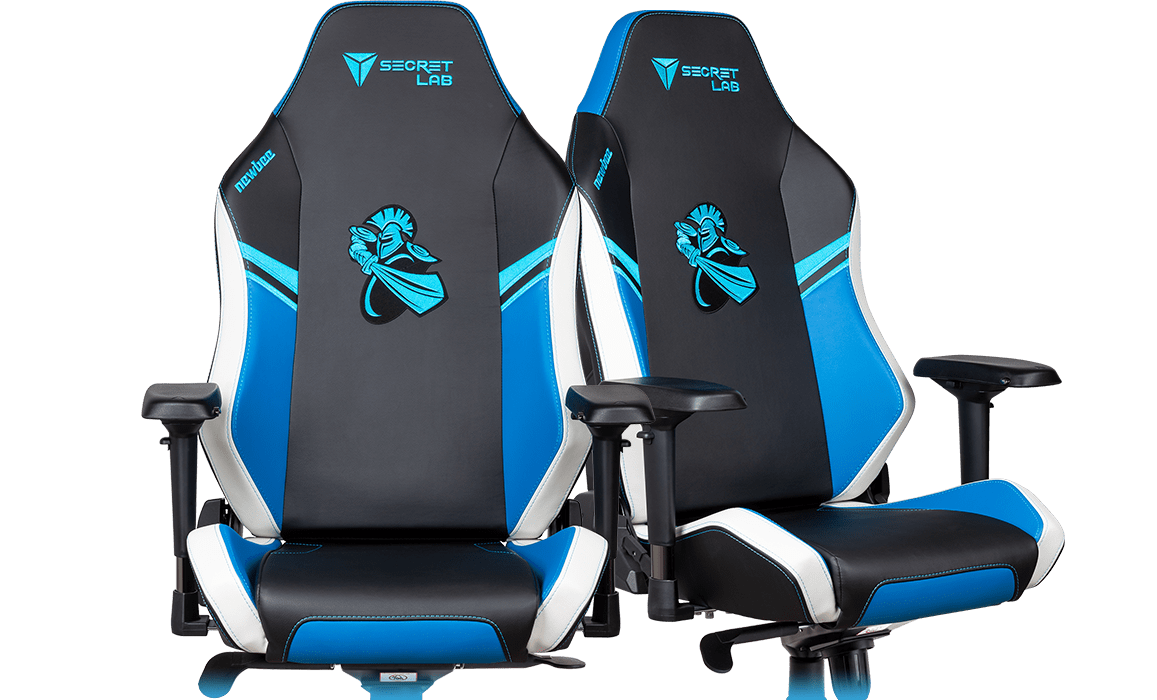 Secretlab x Newbee Special Edition OMEGA Gaming Chairs