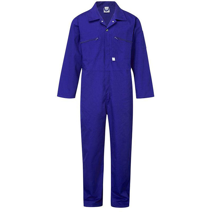366 Fort Zip Front Coverall