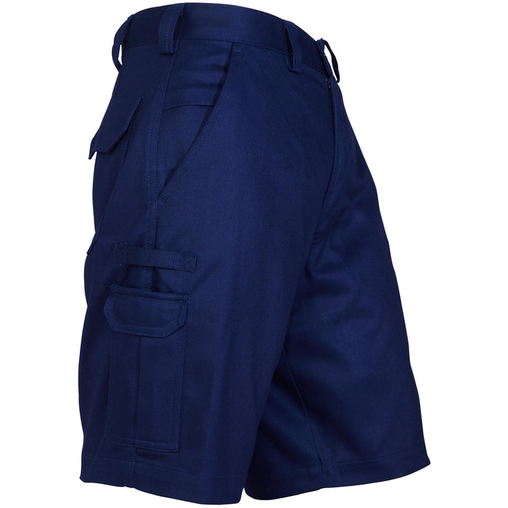 Traditional 100% Cotton Australian Style Work Shorts