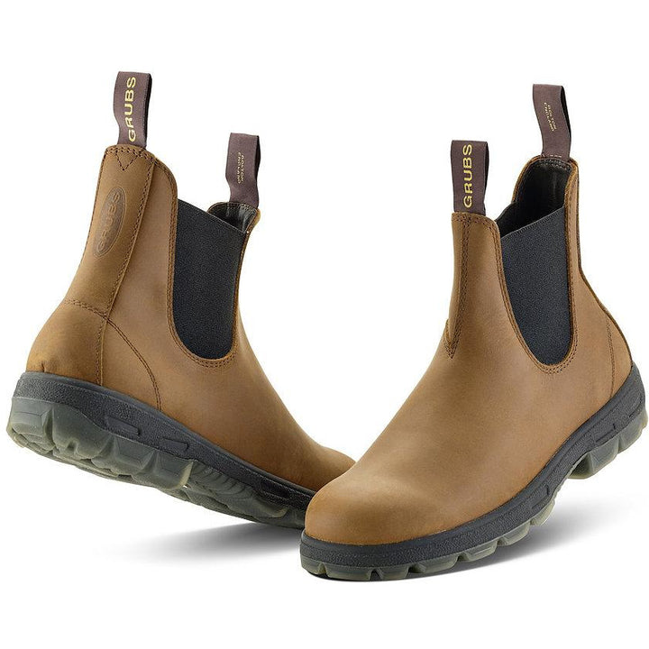 Grubs Cyclone Non Safety Dealer Boot