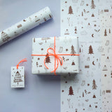 Christmas Wonderland Wrapping Paper