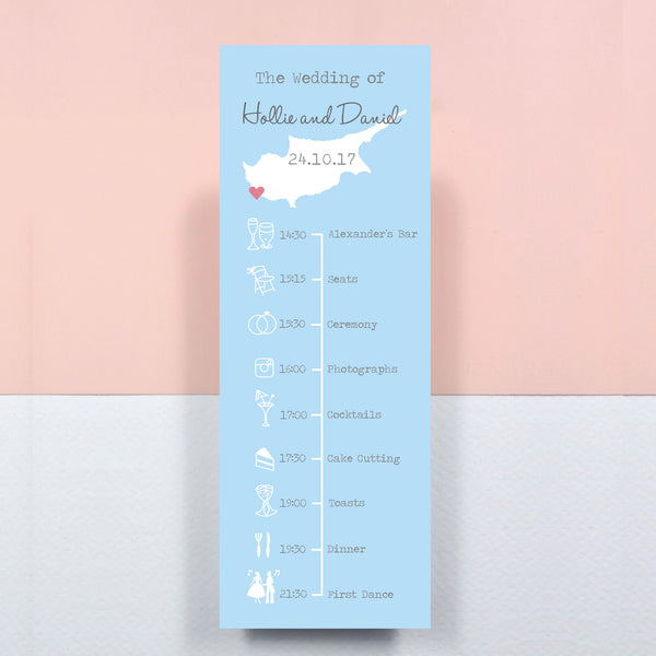 Order of the Day Bookmark