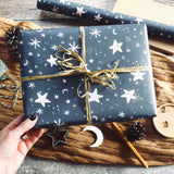 A Thousand Stars Christmas Wrapping Paper
