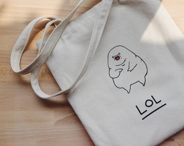 TOTE BAG - LOL