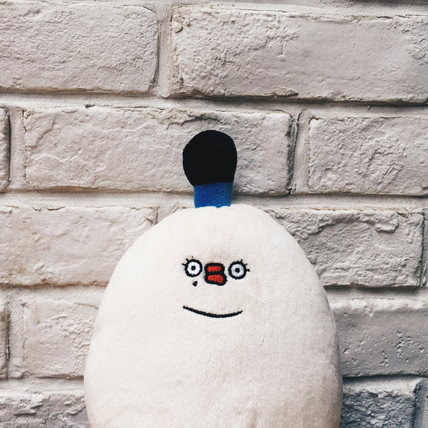 PLUSH TOY: MICHI THE DOUGH BALL