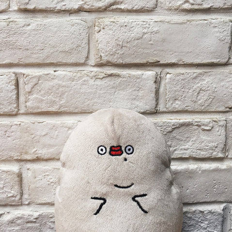 PLUSH TOY: MO THE DOUGH BALL
