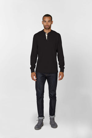 Thumbnail Image of the The Henley in Black