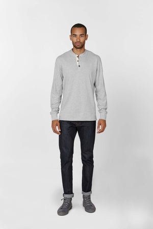 Thumbnail Image of the The Henley in Heather Grey