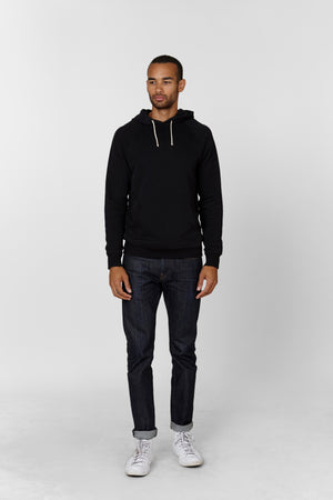 Thumbnail Image of the The Hoodie in Black