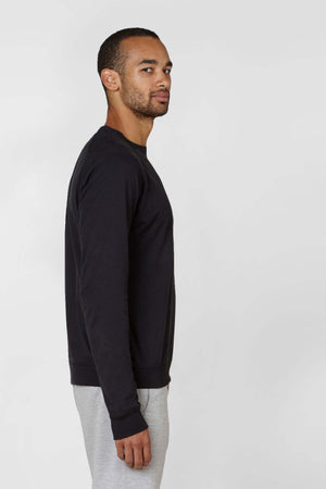 Thumbnail Image of the The Longsleeve in Black