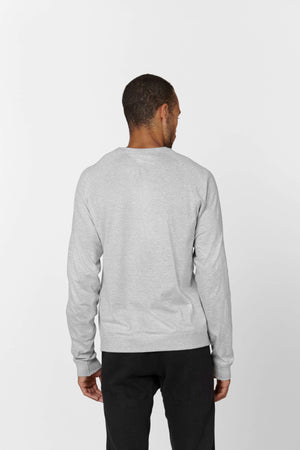 Thumbnail Image of the The Longsleeve in Heather Grey