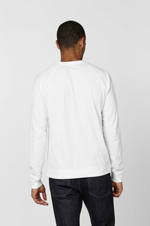Thumbnail Image of the The Longsleeve in White