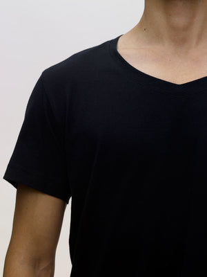 Thumbnail Image of the The V-Neck in Black
