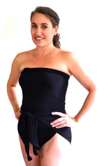 hisOpal Swimwear black bathing suit