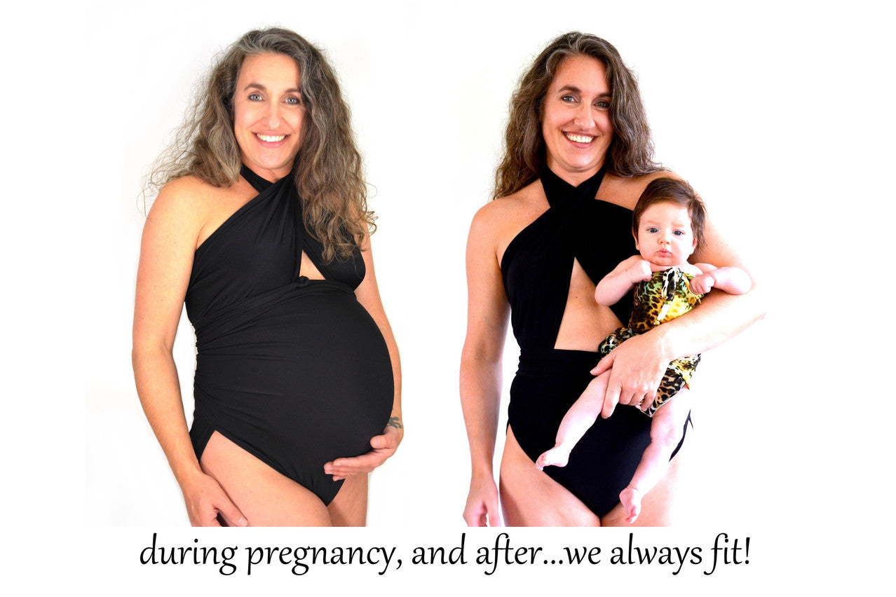 pregnancy before and after