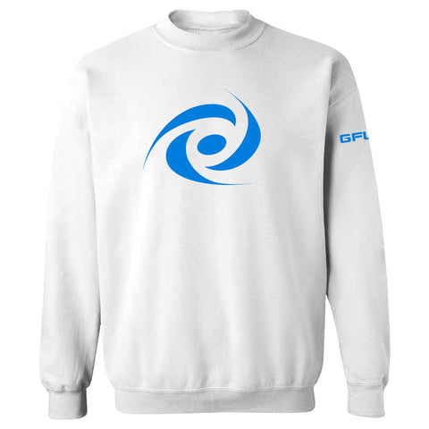 G FUEL Energy Crewneck - NBlu on Wht