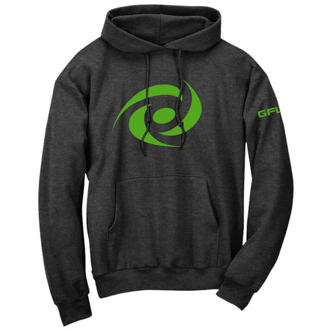 G FUEL Energy Hoodie - AGrn on ChclHthr