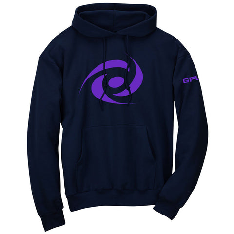 G FUEL Energy Hoodie - Prp on Nvy