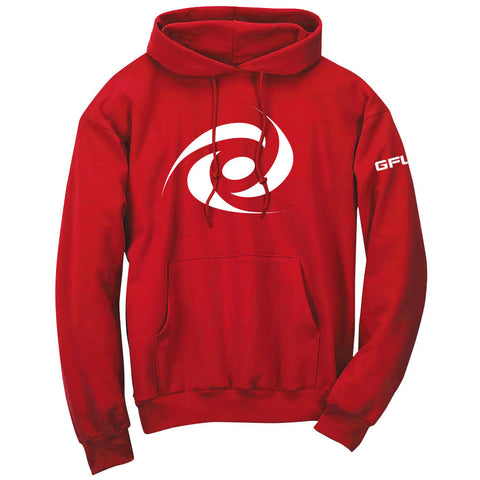 G FUEL Energy Hoodie - Wht on Red