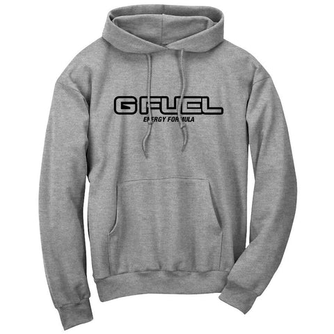 G FUEL Formula Hoodie - Blk on SprtGry