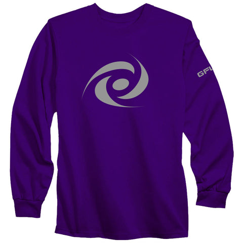G FUEL Energy Long Sleeve - Gry on Prp