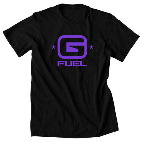 G FUEL G Short Sleeve - Prp on Blk