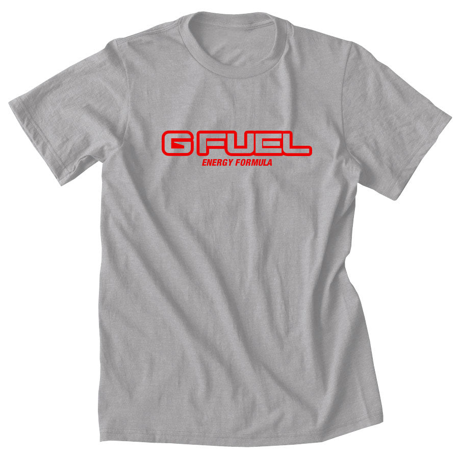 G FUEL Formula Short Sleeve - Red on Slv