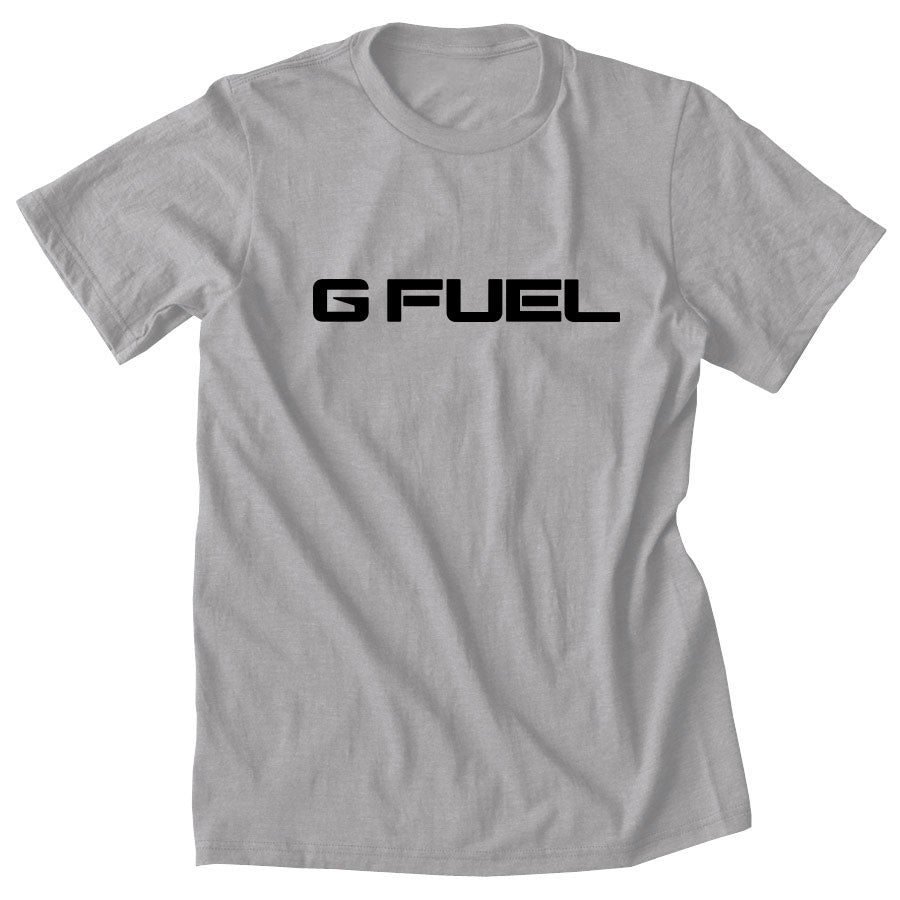 G FUEL Logo Short Sleeve - Blk on Slv