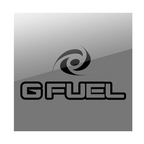 "G FUEL 11"" Combo Vinyl Sticker - Blk"