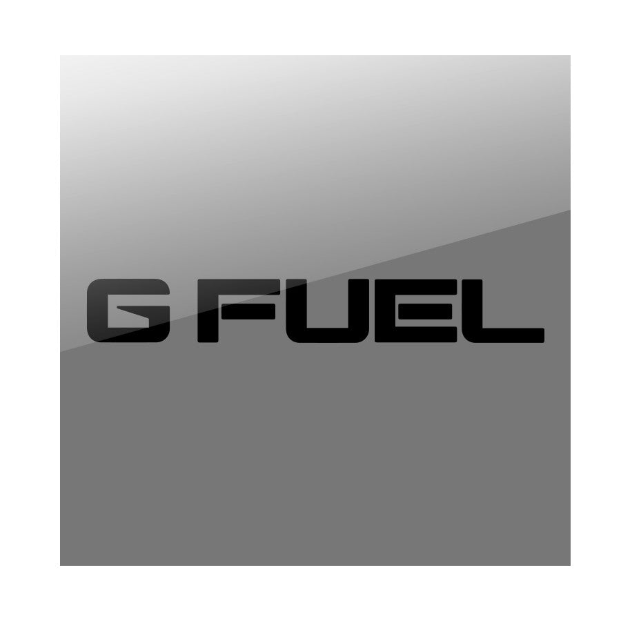 "G FUEL 36"" Logo Wall Decal"