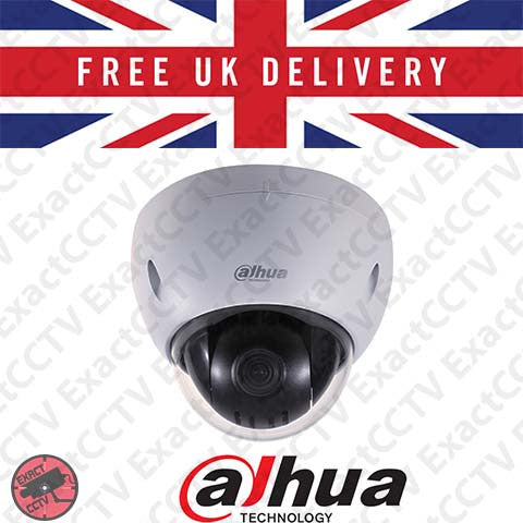 "Dahua SD32203S-HN (2MP 1080p HD Mini 4.5"" PTZ IP Speed Dome 3x optical zoom) - UK Model"