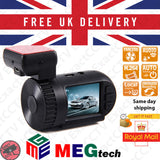 Mini 0805 4MP (1296p) Car Dash Camera & DVR with GPS - Updated 2015 UK model