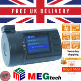 Mini 0906 Full HD Front And Rear (2ch X 1080p) Car Dash Camera & DVR - With GPS & CPL Kit
