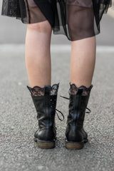 Walk With Style Leather Boots/Shoes