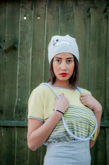this beanie hat is an adorable accessory for all casual outfit