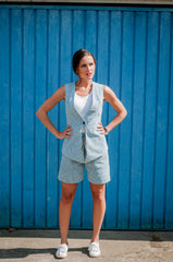 cool and relaxed comfy set perfect to wear as an ensemble or separately